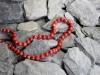 thumbs collier rood schuimkoraal Colliers