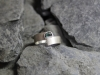 thumbs ring zilver groene toermalijn Ringen