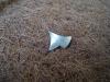 thumbs zilveren hanger 2 colliers/hangers