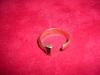 thumbs trouwring met nieuwe saffier Ringen