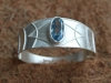 thumbs armband aquamarijn Armbanden