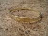 thumbs massief gouden slavenband Armbanden